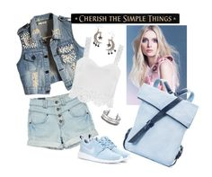 Cherish the Simple things by glitterlady4 on Polyvore featuring polyvore, fashion, style, NIKE, Seventy Eight Percent, Fad Treasures and DutchCrafters