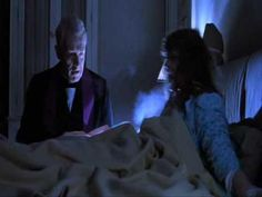 The Exorcist - the movie looks a little corny now, but in 1973 this was one scary movie.