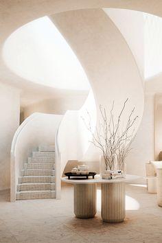 Decoration Design, Deco Design, Architecture Design, Interior And Exterior, Interior Design, Design Interiors, Slow Living, Staircase Design, Stairways
