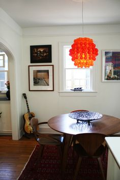 Ami and Sean's Colorful, Welcoming & Art-Filled Home
