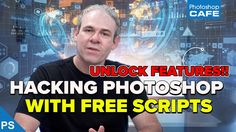 How to unlock features, extend and automate Photoshop with scripts. This tutorial shows how to download, install and run scripts in Photoshop.