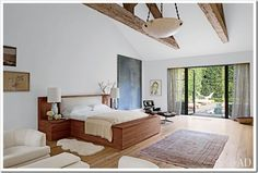 Modern with Warmth Bedroom