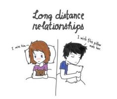 Long distance relationsgip