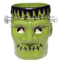 He's Alive!  Frankenstein Scentsy Warmer: This is one monster you'll want to let in the house. Green and ghoulish, He's Alive! has all the details that made Frankenstein famous (but with a little more charm). Get it here: http://www.scentsifyme.com/frankenstein-scentsy-warmer/