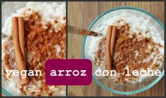 Living On The Vedge: The Rice is Right: Vegan Arroz Con Leche