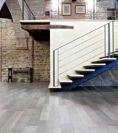 wood look tiles, floor tiles floorboard tiles: taiga somer