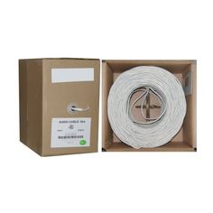 Cable Wholesale 16/4 (16AWG 4C) 65 Strand/0.16mm Speaker Cable, CM / Inwall Rated, Oxygen-Free, White, 500 ft, Pullbox by CableWholesale. $156.30. CableWholesale features a variety of different types, styles, and gauges of Security and Fire Alarm cables. We also offer our Fire/Security cables in either Pullboxes, Speedbags, or Spools for your installation convenience.