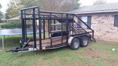 Aspects in Installing Trailer House Anchors Off Road Trailer, Car Trailer, Utility Trailer, Toy Hauler Trailers, Camper Trailers, Trailer Plans, Trailer Build, Expedition Trailer, Custom Trailers
