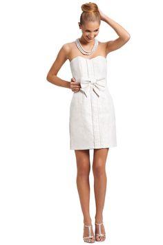 Kirribilla Cecile Lwd Little White Dress   Weddington Way