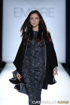 Empire by Alice Hajipanayi Fall Winter, Autumn, Athens, Empire, Goth, Collection, Style, Fashion, Moda