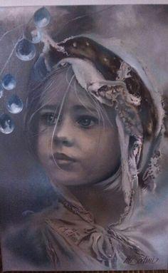 Oil in canvas- Marize Bodini