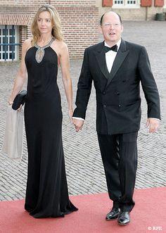 Prince Kardam and Princess Miriam de Ungria of Bulgaria.