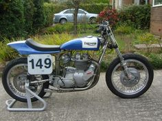 Old Triumph Motorcycles for Sale | 1969 Triumph Flattracker Pictures