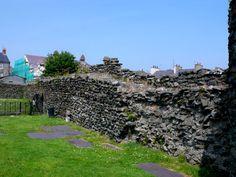 Roman fort at Holyhead