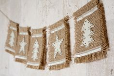 Hey, I found this really awesome Etsy listing at http://www.etsy.com/listing/165690050/natural-burlap-christmas-garland