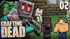 Minecraft Crafting Dead SMP Episode 2: Heist Victim