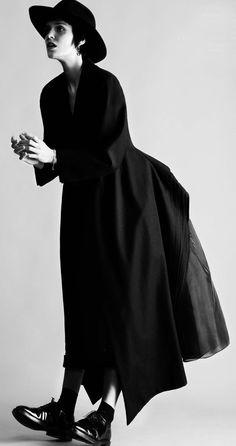 Yohji Yamamoto vintage.