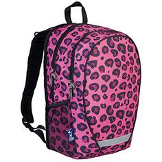 Wildkin Leopard Comfortpak Backpack ** Find out more about the great product at the image link.