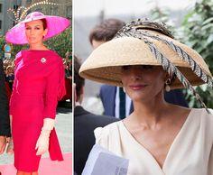 Saiba como montar um look de mãe de noiva(o) com chapéu elegante para um casamento diurno. Inspire-se com a nossa seleção de fotos!