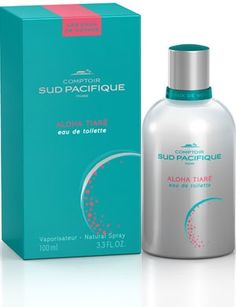 Comptoir Sud Pacifique: Aloha Tiare.  Very heavy on the Tiare flower (a type of gardenia).  Really not my style, I picked it up very inexpensively at Marshalls several years ago.  It does smell a bit like a vacation to the tropics, which is nice, if you're into smelling as such.  =)