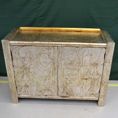 foiledDecoSideboard1st500x500 Hope Chest, Storage Chest, Cabinet, Furniture, Home Decor, Clothes Stand, Decoration Home, Room Decor, Closet