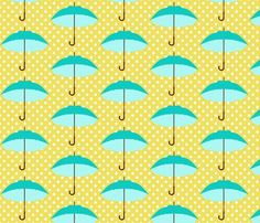 Fabric choice 10: April showers
