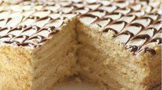 10 Minuets : Known as Russian cake, our country is also known as honey cake. Russian Honey Cake, Russian Cakes, Cupcake Recipes, Cupcake Cakes, Cupcakes, Cauliflower Vegetable, Cake Cafe, Food Words, Cookbook Recipes