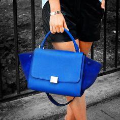 Celine Mini Trapeze Bag