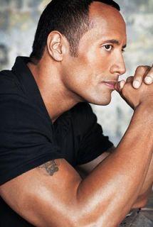 "Dwayne Johnson ""The Rock""....very handsome"