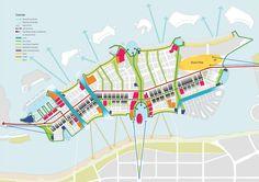 Urban Design Diagram, Urban Design Plan, Landscape Diagram, Masterplan, Urban Ideas, Architecture Presentation Board, Urban Analysis, Concept Diagram, Concept Board