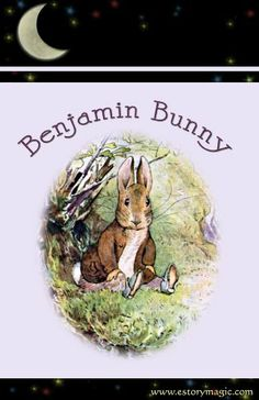 Adventures of Benjamin Bunny by Ria Makar. $1.17. Publisher: eStoryMagic Inc. (July 9, 2009). 28 pages. Benjamin Bunny and Peter Rabbit go out to Mr. Mcgregor's garden, when they know he has gone somewhere else. Take a look at their adventures.                             Show more                               Show less
