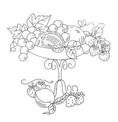 99 Best Gyumolcs Zoldseg Images Coloring Pages For Kids Fruits
