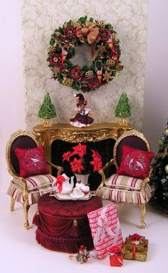 Miniature Christmas 6