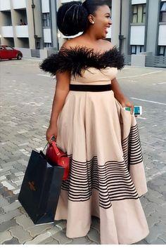 African Fashion Ankara, Latest African Fashion Dresses, African Dresses For Women, African Print Dresses, African Print Fashion, Africa Fashion, African Prints, African Wear, Seshweshwe Dresses