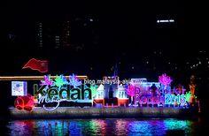 Tourism Kedah Float