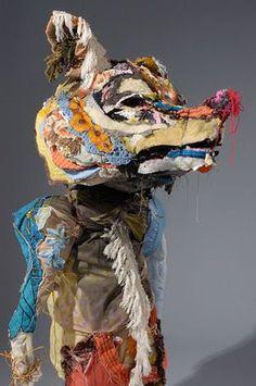 Elisabeth Higgins O'Connor's textile sculptures – INAG | I Need A Guide