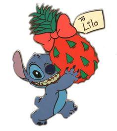 Disney Pins Stitch Christmas Pineapple by Disney, http://www.amazon.com/dp/B0036RRTIK/ref=cm_sw_r_pi_dp_S.TRrb0MW2J2D