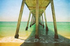 Hermosa Beach Photograph - I've Been Here Before by Laurie Search