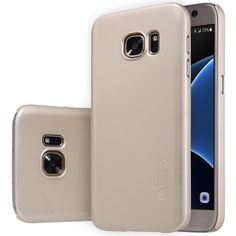 Coque Samsung Galaxy S7 Nillkin Super Frosted - Gold