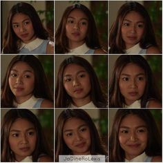 Best actress goes to NADINE ALEXIS PAGUIA LUSTRE (REID...in the future)!!!...If looks could kill... #JaDine #JamesReid #NadineLustre  #TeamReal  #Always  #TillIMetYou