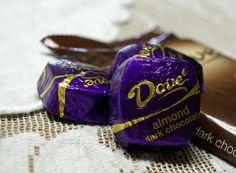Dove Chocolate Samplings