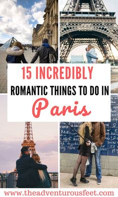15 Utterly Romantic things to do in Paris for couples - The adventurous feet - Traveling to the city of love with your partner? Here are the most romantic things to do in Paris to rekindle your love. Paris Travel Guide, Europe Travel Tips, European Travel, Places To Travel, Travel Guides, Travel Advice, Paris Things To Do, Romantic Things To Do, Most Romantic Places