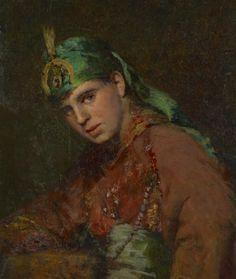 Frederick McCubbin - Louis McCubbin (as a boy in fancy dress), Australian. National Gallery of Victoria, Melbourne. Australian Painters, Australian Artists, Australian Vintage, Impressionist Artists, Vintage Artwork, Reference Images, Artist Painting, Van Gogh, Impressionism