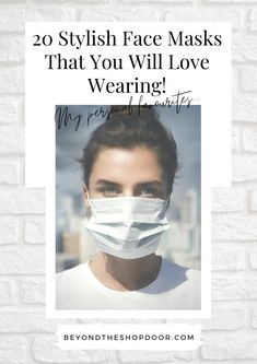 """It appears that the world may be wearing face masks for a while, which is all the more reason to find one that you like!  Check out my latest post on """"20 Stylish Face Masks That You Will Love Wearing!"""" - My personal favourites! Paula xx #masks #mask #stylishfacemask #facemask #coronavirusfacemask Tomorrow Is Another Day, Tomorrow Will Be Better, Believe In Miracles, Believe In You, Eric Thomas, Small Minds, Make Up Your Mind, How Many People, Daily Inspiration Quotes"""