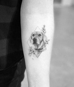Small Tattoos sells temporary tattoos designed by professional artists and designers. Our temporary tattoos are safe and non-toxic. Small Dog Tattoos, Little Tattoos, Arm Tattoos For Guys, Future Tattoos, Tattoos For Women, Bild Tattoos, Body Art Tattoos, Sleeve Tattoos, Dog Portrait Tattoo