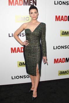 'Mad Men' Season 7 Premiere: Cast Gets Sentimental (Photos) www.MadamPaloozaEmporium.com www.facebook.com/MadamPalooza