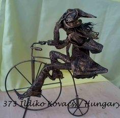 Paverpol statues | Fabric sculptures