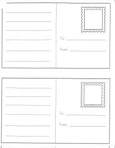 Write a letter to someone