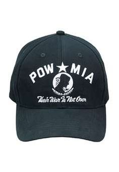 Ultra Force POw MIA Supreme Low Profile Insignia Cap | Buy Now at camouflage.ca