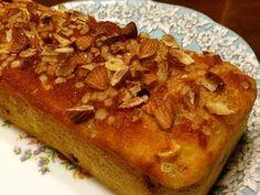 小麦粉不要!超簡単おからのパウンドケーキの画像 Low Carb Sweets, Healthy Sweets, Healthy Cooking, Healthy Snacks, Healthy Recipes, Sweets Recipes, Bread Recipes, Desserts, Food And Drink